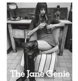 Miss Vogue: The Jane Genie