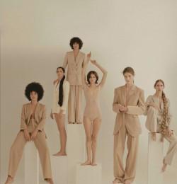 A Su Medida In Vogue Spain With Madeleine Hjortminerva Portillo