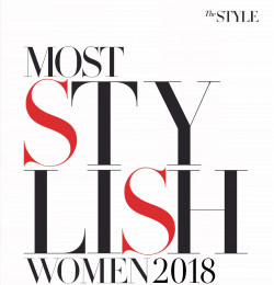 Most Stylish Women 2018