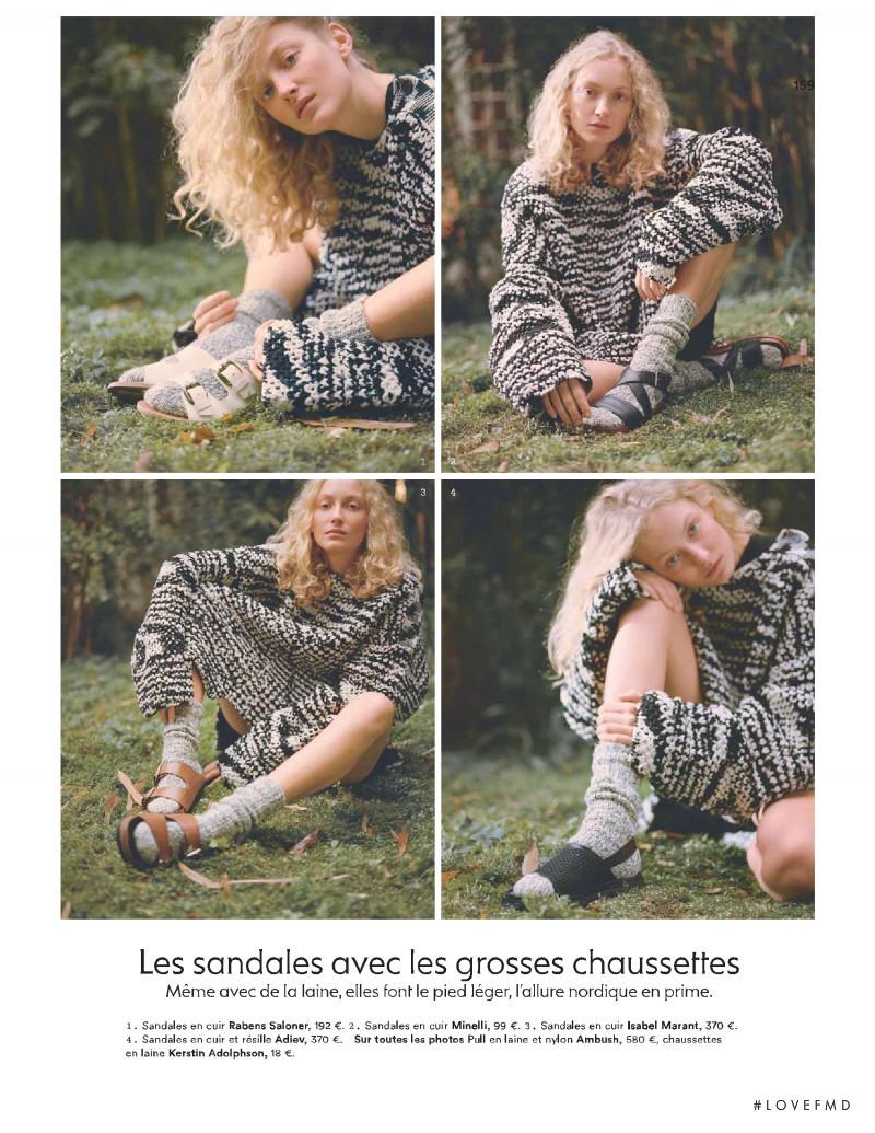 Marta Gawron featured in 48 heures à la campagne, February 2019