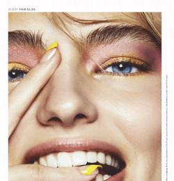 Belleza: Amarillo: El Mas Arriesgando