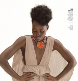 Lupita in the Lead