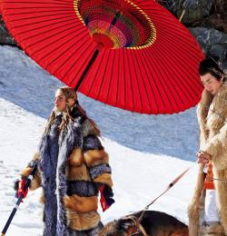 Sacred Tribes of Mont cervin