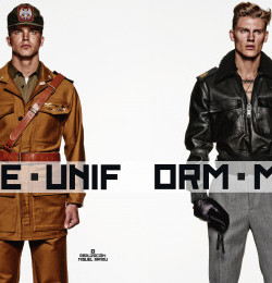 The Uniform Men