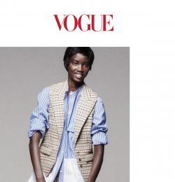 4fe76e83a374 Editorials of Vogue USA - Magazine