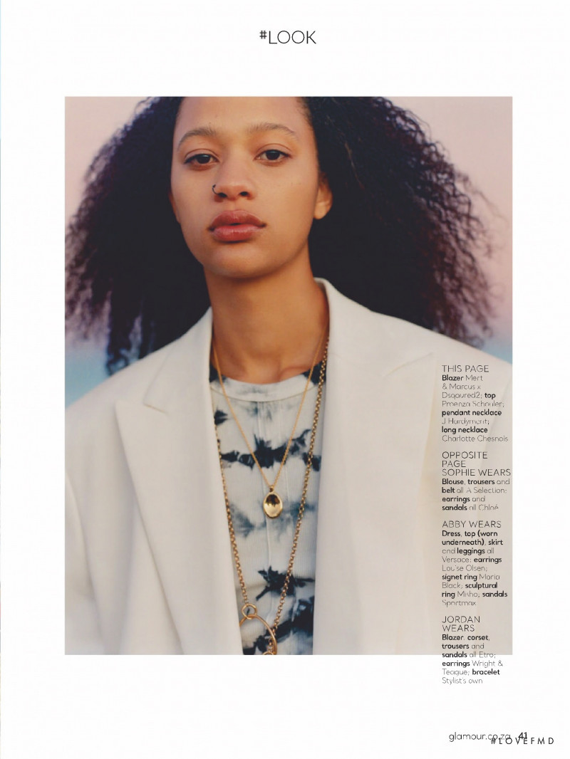 Selena Forrest featured in California Dreaming, May 2019
