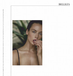 Vogue Belleza: Calma Como Actitud