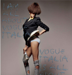 I Am All About Vogue Italia