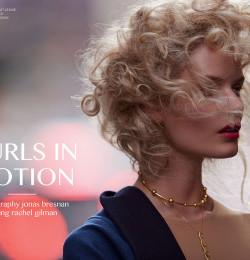 Curls In Motion