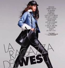 La Ragazza Del West
