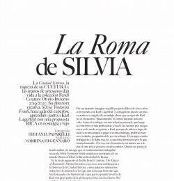 La Roma de Silvia