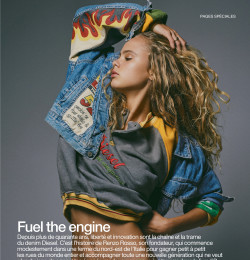 Fuel the engine