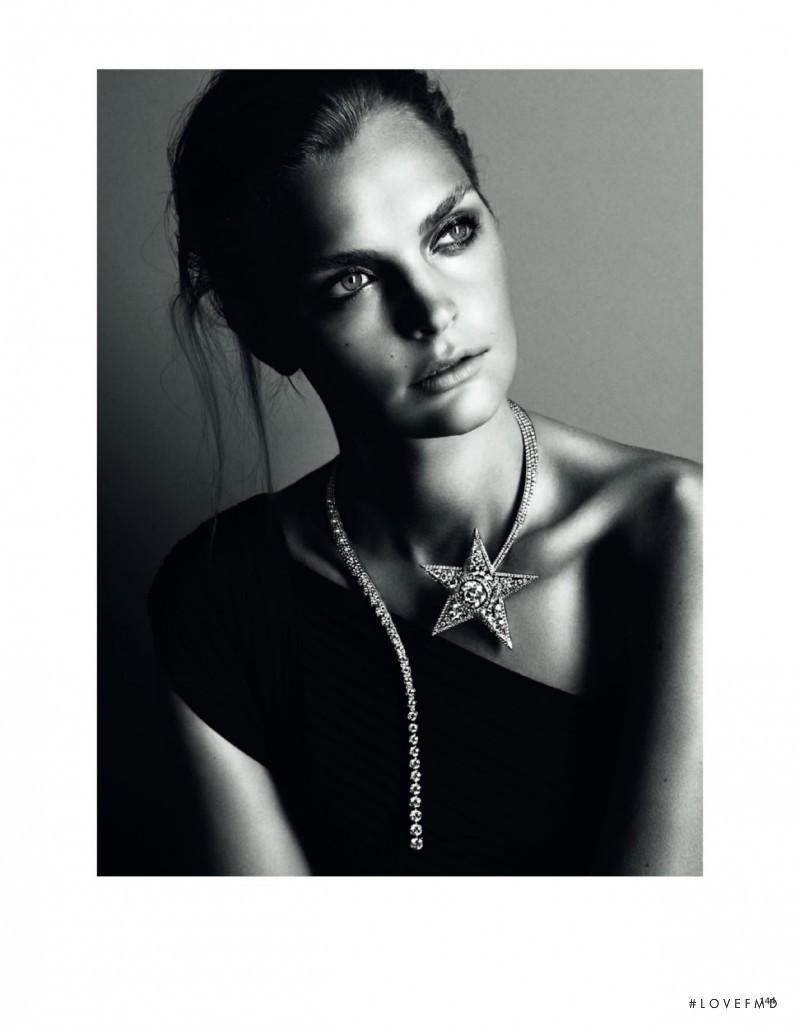 Gertrud Hegelund featured in Eternal Brilliance, December 2012