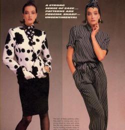 A Strong Sense of Ease/Vogue Patterns