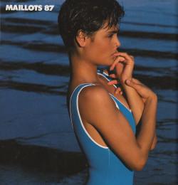 Maillots 87 - La performance des matières
