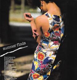 Vogue Patterns: Summer Finds