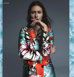 Detector of fashion color