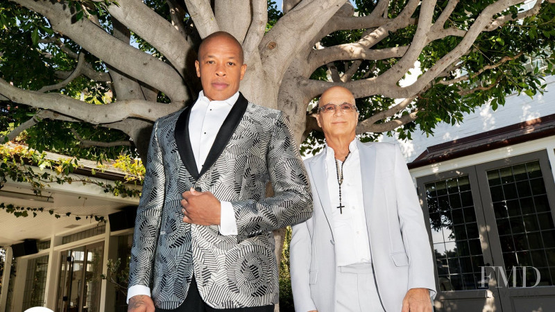 Dr Dre and Jimmy Lovine, June 2020