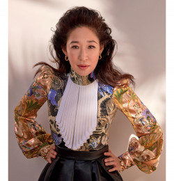Sandra Oh Is in a League of Her Own
