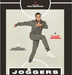 Joggers meet Fashion