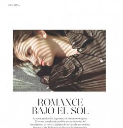 Romance Bajo El Sol