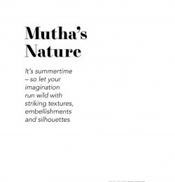 Mutha\'s Nature