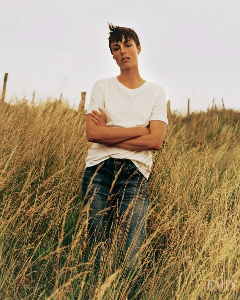Edie Campbell featured in Edie Campbell, September 2020