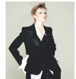 Androgynous chic