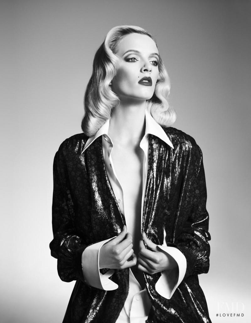 Daria Strokous featured in Left In Darkness, September 2012