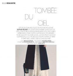 Tombee Du Ciel