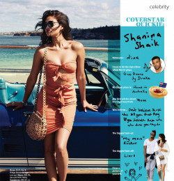 Shanina full throttle