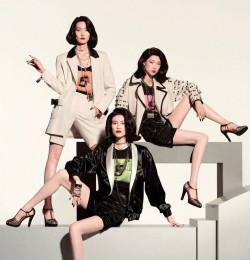 Chu Wong, Sui He & Lina Zhang
