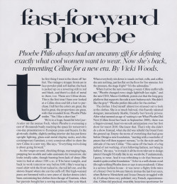 Fast-Forward Phoebe