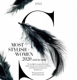 Most Stylish Women 2020