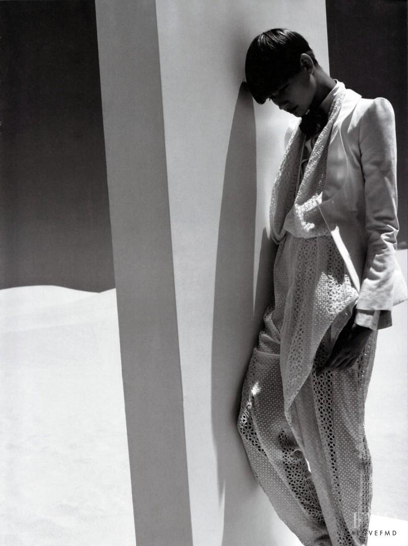 Daniela Kocianova featured in Desert, March 2010