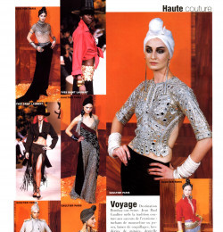 Haute Couture Report SS 2000