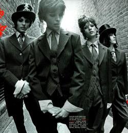 ... Like the Rolling Stones - Gessati Pelle e Velluti