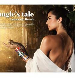 A jungle\'s tale