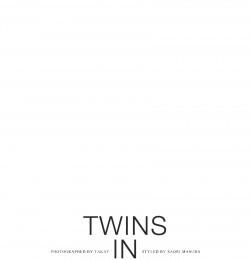 Twins In Fashion
