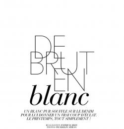 De Brut En Blanc