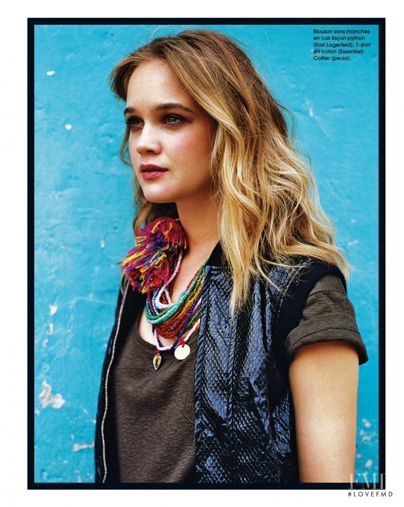 Rosie Tupper featured in Chica, July 2013