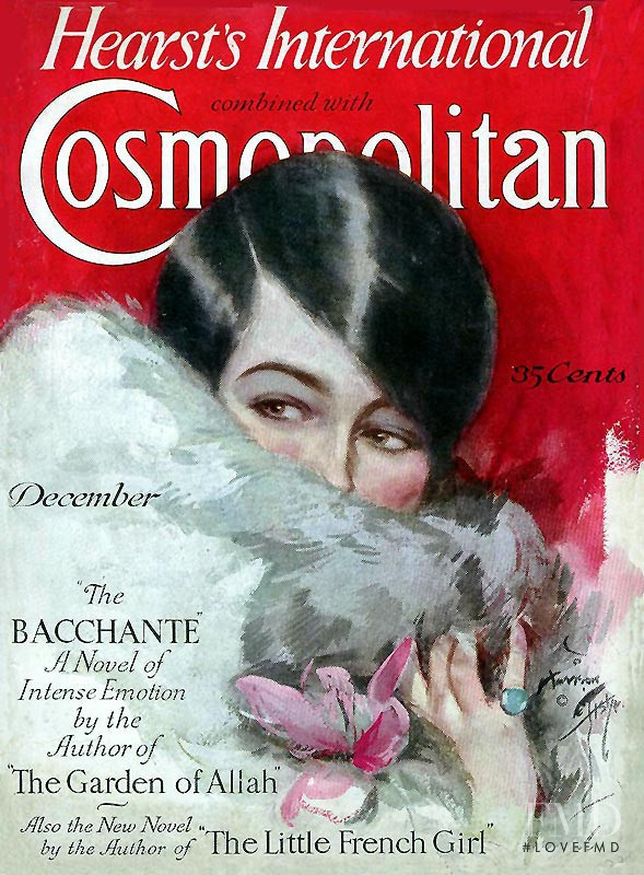 featured on the Cosmopolitan USA cover from December 1926