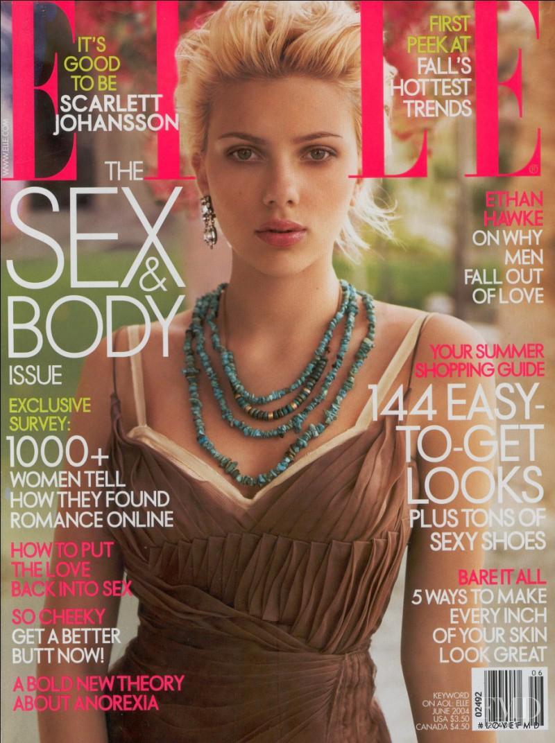 Attractive Scarlett Johansen Cover Naked Scenes