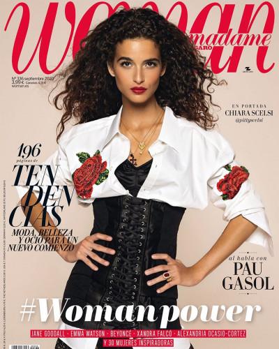 Woman Madame Figaro Spain
