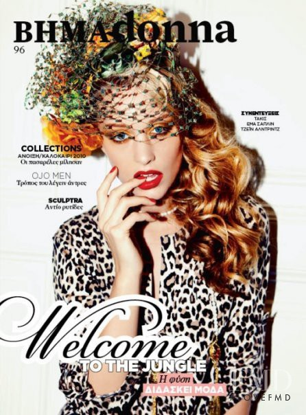 featured on the BHMAdonna cover from March 2010