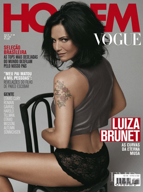 b160d58f337d8 Luiza brunet featured on the vogue homem cover from july jpg 480x641 Vogue  homem