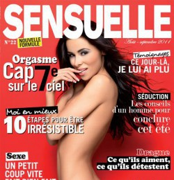magazine sensuelle