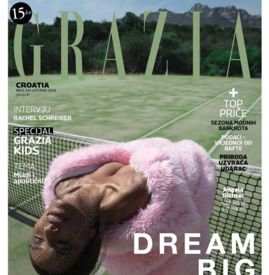 Grazia Croatia