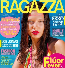 Ragazza Spain