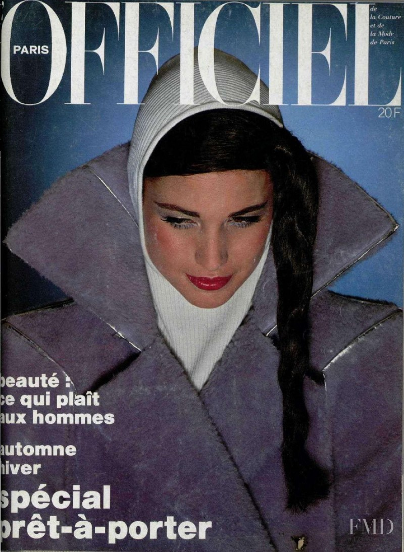 featured on the L\'Officiel France cover from August 1979